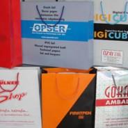 Kağıt ve Karton Çanta Poşet